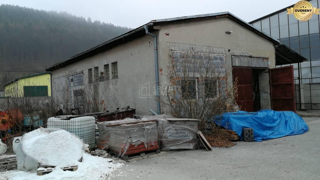 Skladový objekt-Predaj-Žilina-260000.00 €