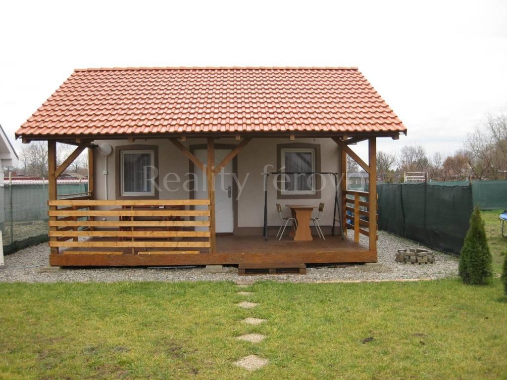 Rekreačná chata-Predaj-Nové Zámky-22000.00 €
