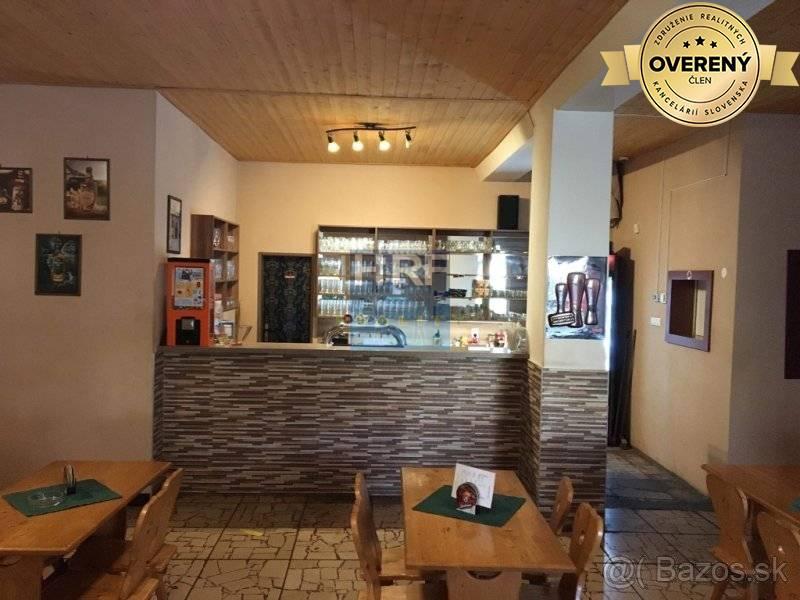Reštaurácia-Predaj-Unín-113000.00 €