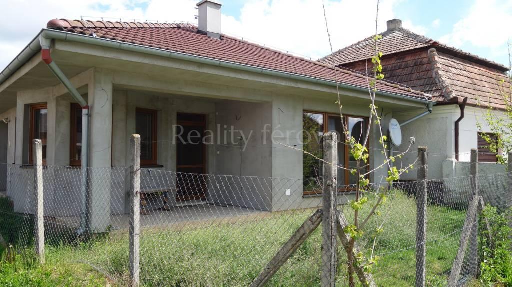 Rodinný dom-Predaj-Dvory nad Žitavou-106300.00 €