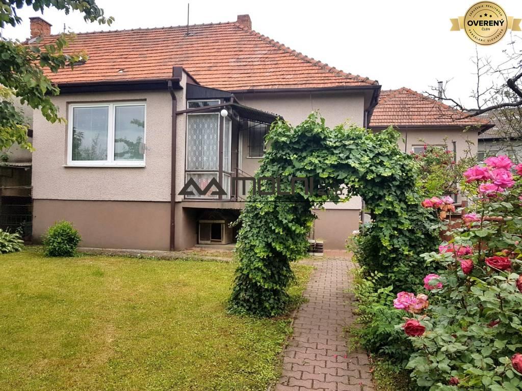 Rodinný dom-Predaj-Nitra-189900.00 €