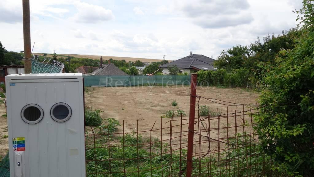Stavebný pozemok v obci Svätoplukovo