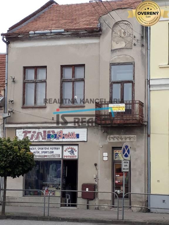 Iné-Predaj-Šahy-249000.00 €