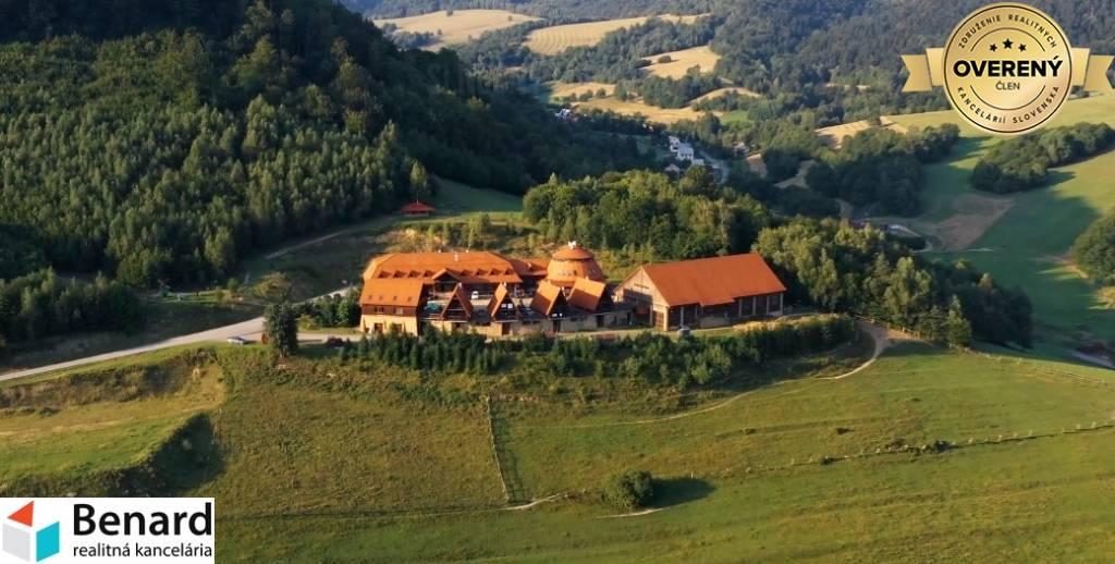 Hotel-Predaj-Stebnícka Huta-1500000.00 €