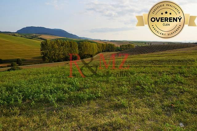 Orná pôda-Predaj-Turčianske Jaseno-7.15 €