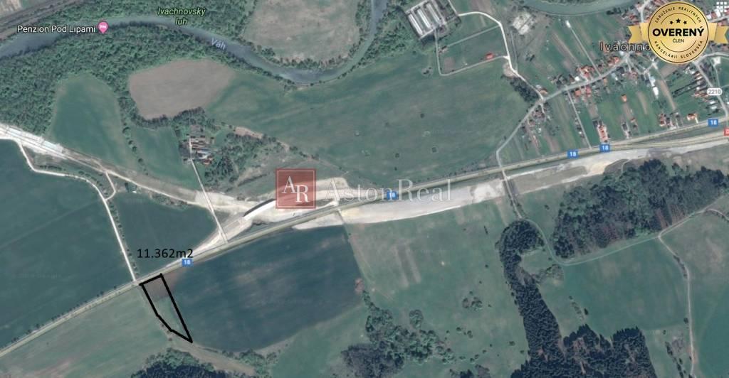 Priemyselný pozemok-Predaj-Ružomberok-1.00 €