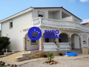 Rekreační dům přímo u moře, ostrov Vir