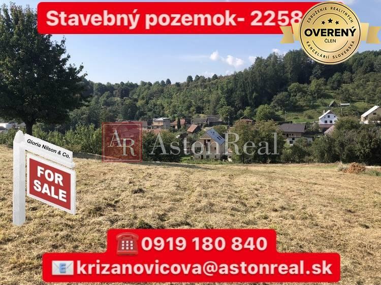 Pozemok pre RD-Predaj-Pruské-54.00 €