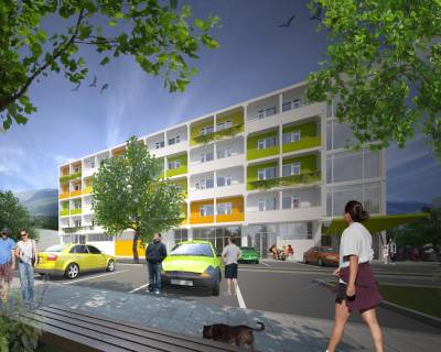 Predaj parkovacích miest v Radvani-1